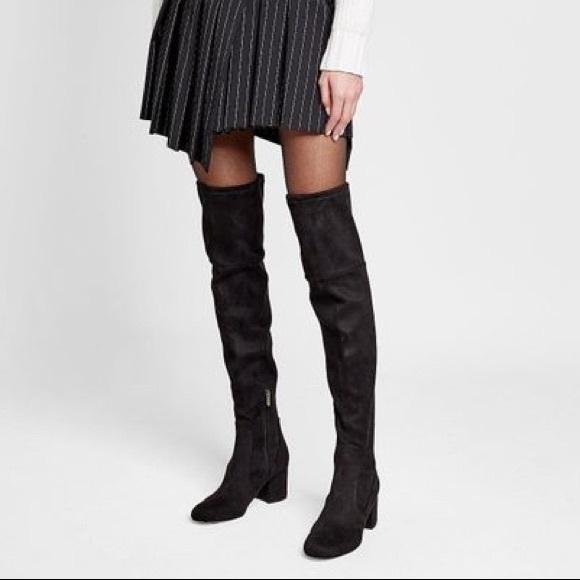 a0525e2b2a4 Sam Edelman Verona Thigh High Boots NWT